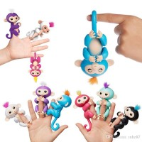 Khỉ Ôm Tay Fingerlings Baby Monkey