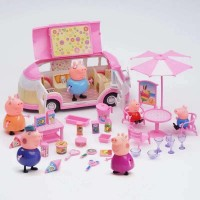 Xe Oto Food Truck PeppaPigs